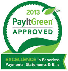Pay it Green Logo