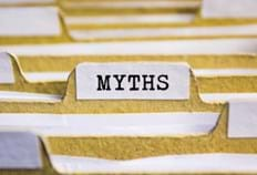File Folder Labelled Myths