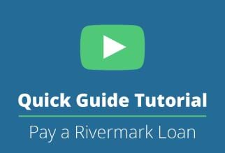 Pay a Rivermark loan tutorial.
