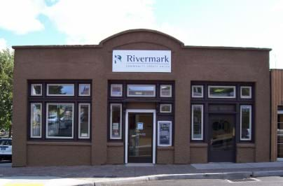 The Rivermark Maupin branch.